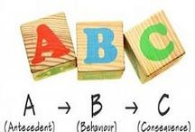 ABA / Ideas and activities for ABA therapy with children with autism