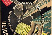 soviet avant garde