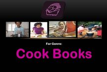 GOG! Cook Books / GROUP BOARD for cook books, cooking suggestions & tips, tried-n-trues books and authors, go for it!  (NOTE: for Recipes - please post to GOG! Main Dish Recipe OR Dessert Boards ... this board is for books and authors only, please) / by The Go On Girl! Book Club, Inc.