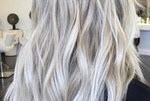 Hamvas melír haj