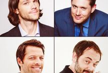 Supernatural Cast / The coolest cast ever