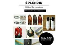 Splendid ad's and promotions