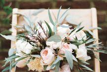 Bloemen - bruiloft