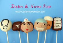 Doctor and Nurse Pops
