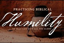 Practicing Biblical Humility