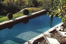 Idée jardin/piscine