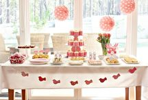 Party Time / Party inspiration Decor for parties Event styling and design / by Make it Blissful