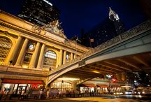 Grand Central Terminal (Station) / Images of the famous New York landmark, Grand Central Station. / by James Maher Photography