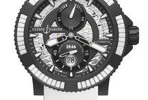 Relógios de Mergulho / Os mais sofisticados relógios de mergulho do mercado.