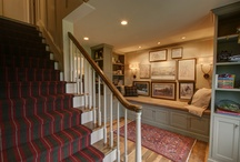 Entries, Stairs, and Hallways