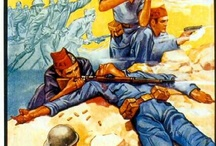 Spanish Civil War 1936 -1939 propaganda