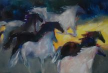 Horse in Art