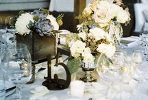 Neutral Hues / Inspiration board for incorporating neutral palettes into design and decor for any event
