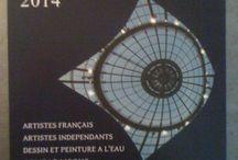 ART EN CAPITAL / Salon des artistes indépendants, au Grand Palais à Paris