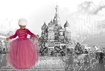 Fairy tales / Amazing costumes and fancy dresses for children. Avalaible in www.ivoyparis.com
