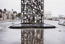 Monumento Vidas Paralelas  by ARCHETONIC México