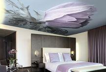 Stretch Fabric Ceiling