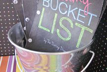 steamy bucket list ideas