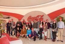 Visita a Coca Cola 2015