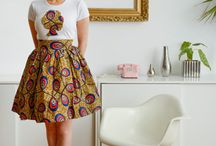 Summer Skirt Making / Ideas for new skirts to sew