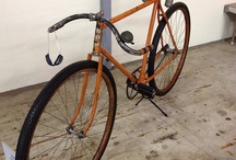 Vintage bike / Old things & classic looks bike