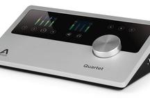 Capture the Sound / DIY Audio Engineering Gear / by Cin_Dee