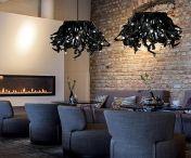 LAMPADE A SOSPENSIONE / Idee e proposte per l'illuminazione e la decorazione della vostra casa con originali lampade da soffitto. Lampade stile moderno, lampade stile industriale, lampade stile contemporaneo, lampade con illuminazione a Led, ecc.