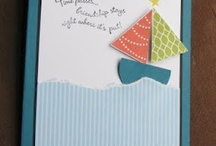 Stampin' for your Man / Papercraft projects like cards for the men in your life, using Stampin' Up! products.