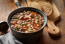 Stews and soups