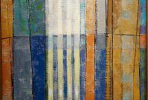 Modernist Minnesota Art / Paintings by Modern artists in Minnesota.