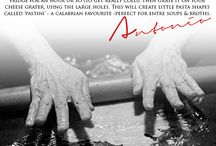 Food Tips / Great tips to help you out with all your cooking needs from Antonio Ruggerino