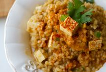 Vegan Entrees (Rice, Quinoa, & Other Grains)