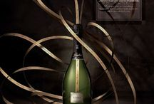 Sparkling and Champagne inspirations / tout ce qui inspire pour le sparkling et mousseux.... pubs, packaging, direction photo!