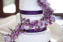 bröllops tårtor