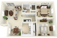 50sq apartment