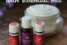 Healthy Skin {Essential Oils} / Keep your skin's healthy glow with essential oils! / by Shanti | Life Made Full