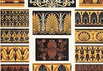 Greek patterns
