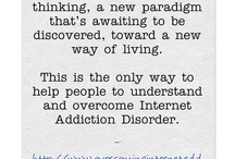 Overcoming Internet Addiction / by Dr Ivan Ferrero - Digital Psychologist