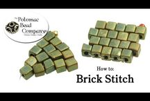 bead stitch tutorials