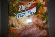 Time saving recipes / For the lazy person in me.  / by Riki P