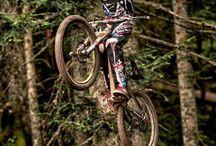 freeride mountainbiking