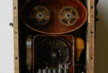 Found Objects / Assemblage / by Michelle Trahan Carson