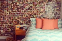 Chey's bedroom ideas / by Lisa Pohl