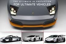 Lamborghini Windshield Skin  / Sales Sheet