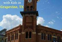 Grapevine, TX / mini vacation ideas
