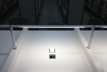 Lighting for Libraries and Institutions / For more information visit http://dsa-lighting.com/