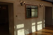 Wall panelling in Conservatories / Wall Panelling Ideas for Conservatories : )X