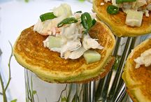 Savory Canapes