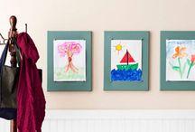 Crafts for kids / by Dasha G