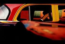 """Saul Leiter (1923-2013) / """"I don't have a philosophy. I have a camera."""""""